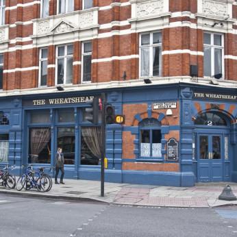 Wheatsheaf, London SW17
