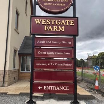 Westgate Farm, Edinburgh