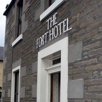 Fort Hotel, Broughty Ferry