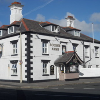 Bourne Arms Hotel, Knott End-on-Sea