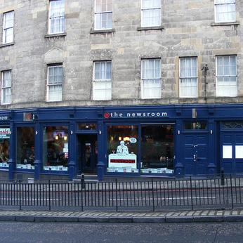 Newsroom, Edinburgh