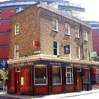 Hope & Anchor, London E14