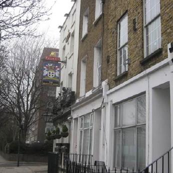Warwick Arms, London W14