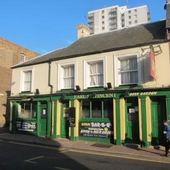 Click to view full size - Earl St Vincent, Ramsgate(photograph number 1)