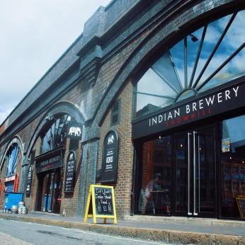 Indian Brewery Snowhill, Birmingham