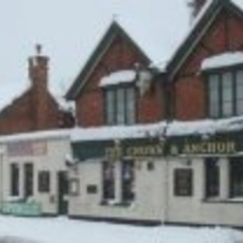 Click to view full size - Crown & Anchor, Woking(photograph number 1)