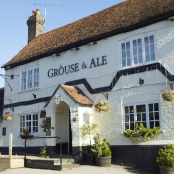Grouse & Ale, Lane End