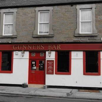 Gunners Bar, Broughty Ferry
