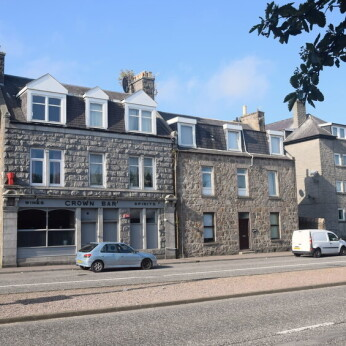 Crown Bar, Aberdeen