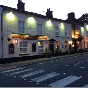 Foresters Arms, Eddisbury