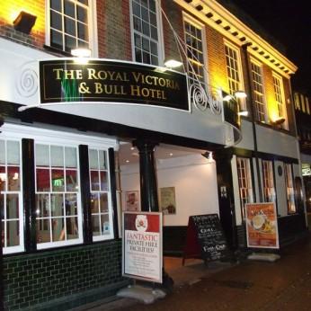 Royal Victoria & Bull Hotel, Dartford