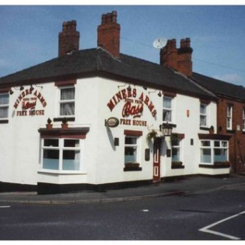Miners Arms, Church Gresley