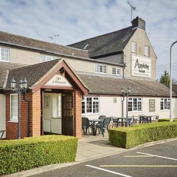 Appleby Inn, Appleby Magna