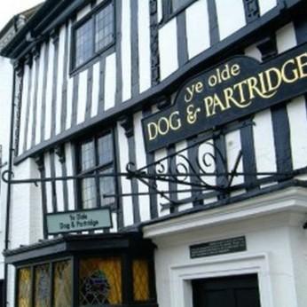 Ye Olde Dog & Partridge, Tutbury