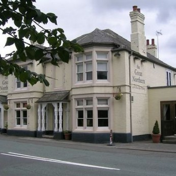 Great Northern Hotel, Mickleover