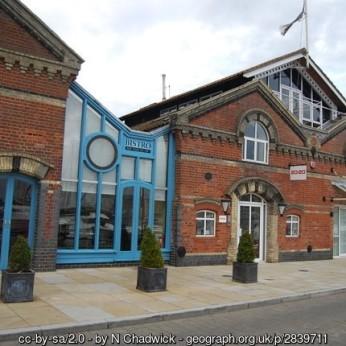 Waterfront Bistro, Ipswich