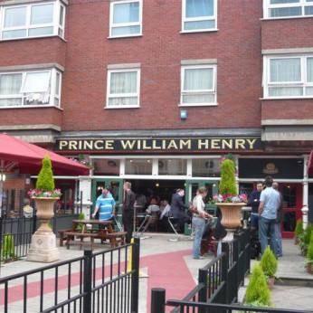 Prince William Henry, London SE1