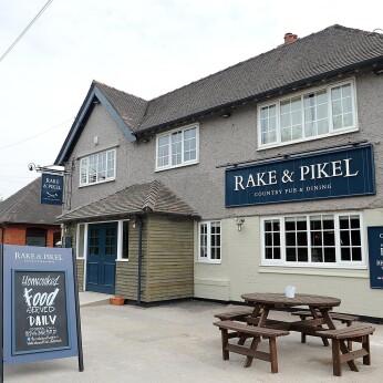 Rake & Pikel, Huntington