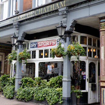 Earl Of Chatham, London SE18