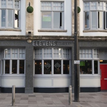 Elevens Bar and Grill, Cardiff
