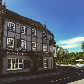 Crown And Anchor, Blandford Old Town