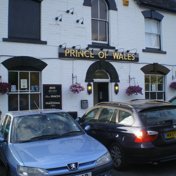 Prince of Wales, Malvern Link