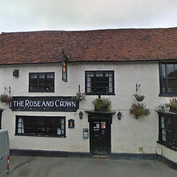Rose & Crown, Welwyn
