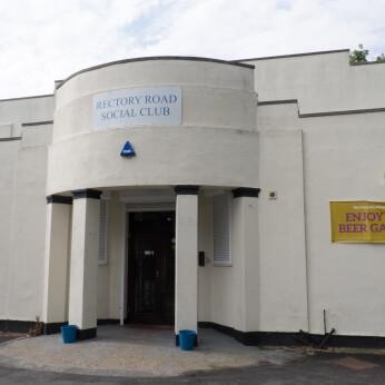 Rectory Road Social Club, Dagenham