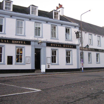 Royal Hotel, Penicuik