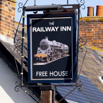 Railway Inn, Culham