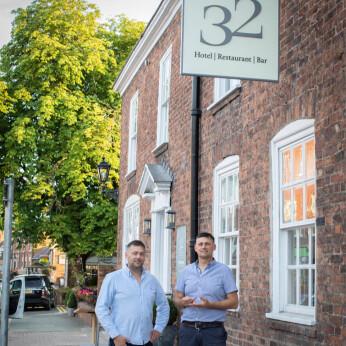 32 by The Hollies, Eddisbury