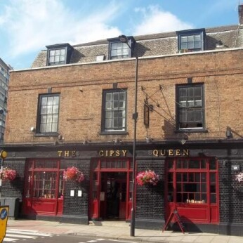 Gipsy Queen, London NW5