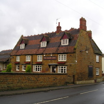 Bakers Arms, Bugbrooke