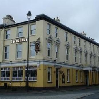Railway Hotel, Douglas