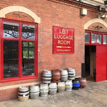 Left Luggage Room, Monkseaton