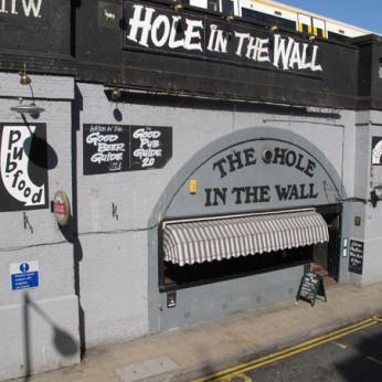 Hole In The Wall  Waterloo, London SE1
