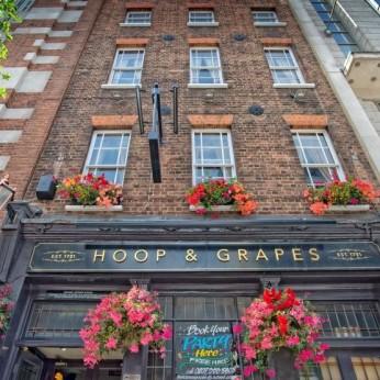 Hoop & Grapes, London EC4A