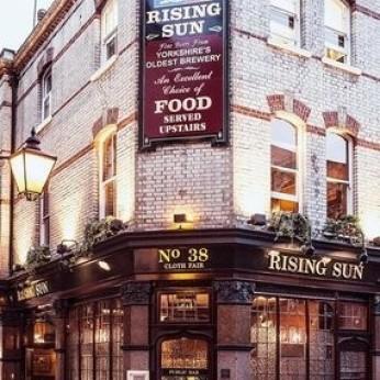 Rising Sun, London EC1