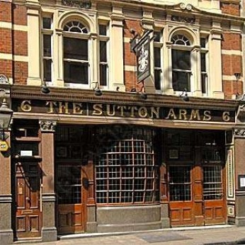 Sutton Arms, London EC1