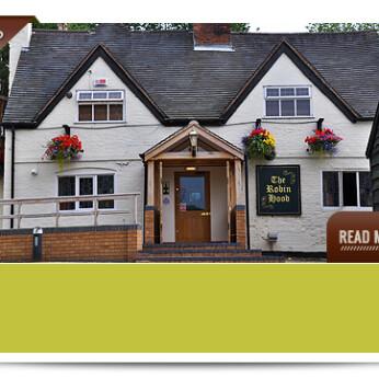 Robin Hood Inn, Belbroughton