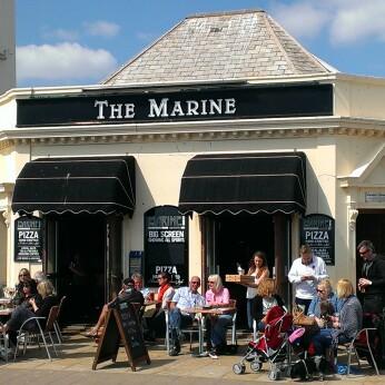 Marine, Sidmouth