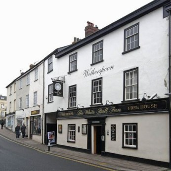 White Ball Inn, Tiverton