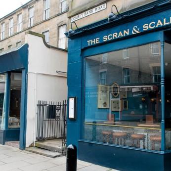 Scran and Scallie, Edinburgh
