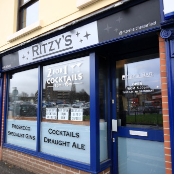 Click to view full size - Ritzy's, Chesterfield(photograph number 1)
