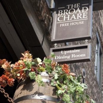 Broad Chare, Quayside