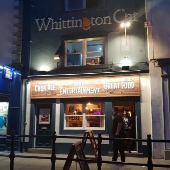 Whittington Cat, Whitehaven