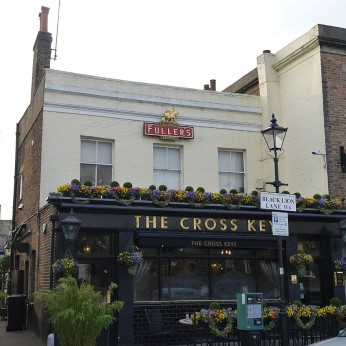 Cross Keys, London W6