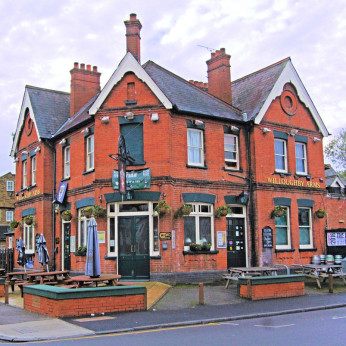 Willoughby Arms, Canbury