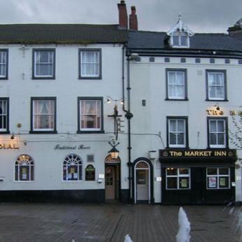 Market Hotel, Mansfield