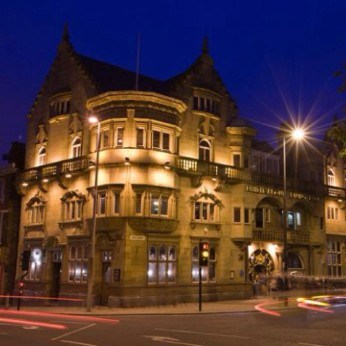 Philharmonic Dining Rooms, Liverpool